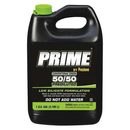 Prestone Af3300 Antifreeze Coolant,1 Gal.,50/50