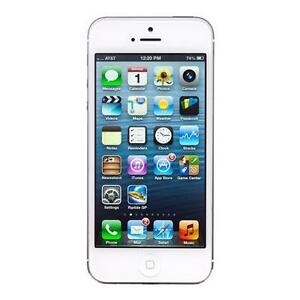 APPLE IPHONE 5 16GB UNLOCKED GSM SMARTPHONE-WHITE