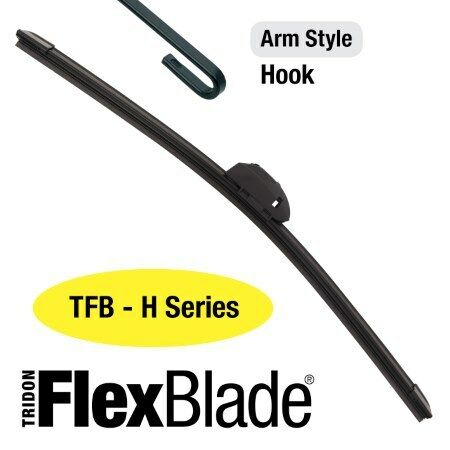 Tridon Flex Wiper Blade Driver Side 17inch (430mm) V2