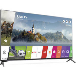 "LG 55"" 4K UHD HDR LED webOS 3.5 Smart TV (55UJ7700) @ Mallysh's"