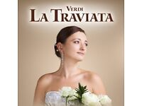 Opera International presents an Ellen Kent Production: La Traviata on February 16, 2018
