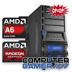 AMD A6 7400K / 4GB / Radeon R5 Onboard [BASIC GAME PC AAN...