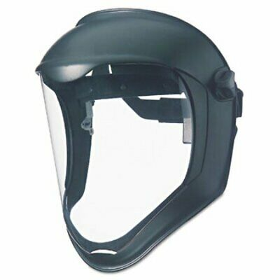 NEW Uvex Honeywell Bionic Face Shield with Clear Polycarbonate Visor S8500