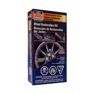 Permatex Wheel Restoration Kit