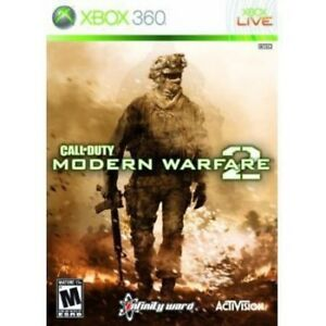 *WANTED* MW2 for Xbox 360