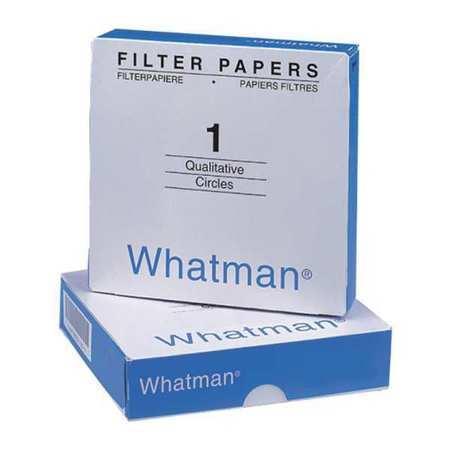 1001-042 FILTER PAPER  1 4 25 CM (Pack of 100)