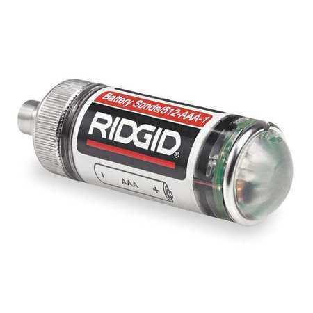 RIDGID 16728 512 hz Remote Transmitter AAA