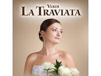 Opera International presents an Ellen Kent Production: La Traviata on April 25, 2018