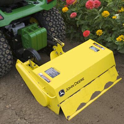 John Deere 30-inch Rotary Tiller For X500 Series Multi-terrain Tractors 5003m Bm