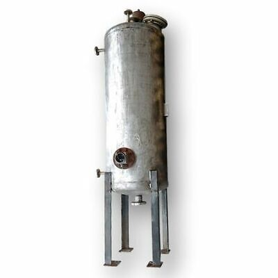 Used 200 Gallon Stainless Steel Liquid Pressure Tank