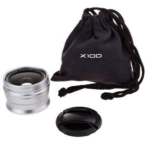 Fujifilm WCL-X100 Wide-Angle Conversion Lens for X100