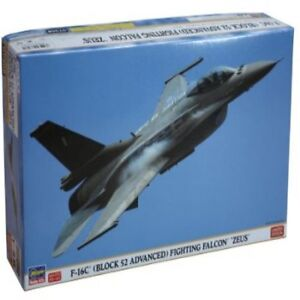 Hasegawa 1/48 Scale F-16C Block 52 Zeus Limited Edition Model