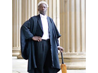 Just An Ordinary Lawyer, Dugdale, Enfield, London, Black History Month, BHM