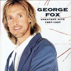 FOX, GEORGE - Greatest Hits 1987-97 CD - NEW