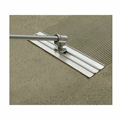 Kraft Tool Co. Cc794-01 36x8 Multi-trac Bull Float Groover Blade With 2-14