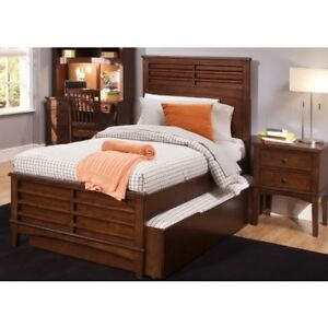 Bed Frame, Head Board and Foot Board