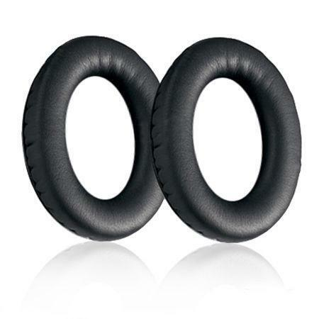 1 Pair Replacement L/R Leather Earpads Ear Pad Pads