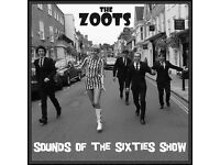 THE ZOOTS SOUNDS OF THE SIXTIES SHOW