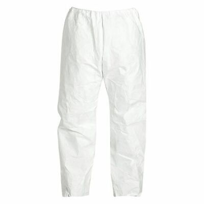 Dupont Ty350swh7x005000 Disposable Pants 7xl White Tyvekr 400 Elastic