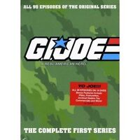 G.I Joe complete DVD series and classic 80ies movie
