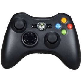 XBOX 360 Controller with PC RECEIVER and VENOM Battery Pack