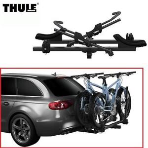 """NEW* THULE CLASSIC 2 BIKE RACK 9045 201910434 for 2"""" Receivers T2 1.25"""" Size"""