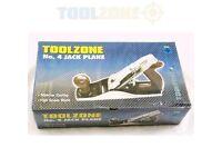 1.Toolzone Deluxe No4 Plane