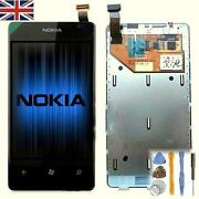 Nokia Lumia 800 Screen