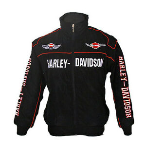 Harley Davidson Black Jacket for winter
