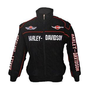 Harley Davidson Black Jacket for winter