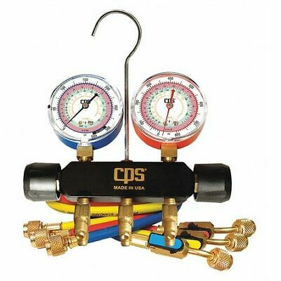 Blackmax Mbhp5e Mechanical Manifold Gauge Set2 Valves