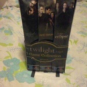 Twilight Saga Board Game Collection Cambridge Kitchener Area image 1