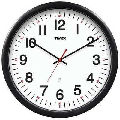 ACURITE 46032 Set and Forget Wall Clock 14.25,w/5 Year