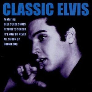 Classic Elvis by Elvis Presley (CD, May-...