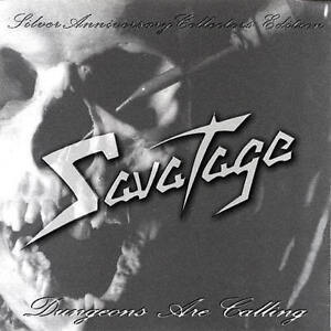 SAVATAGE - THE DUNGEONS ARE CALLING [LIMITED] (039841441826) - NEW CD