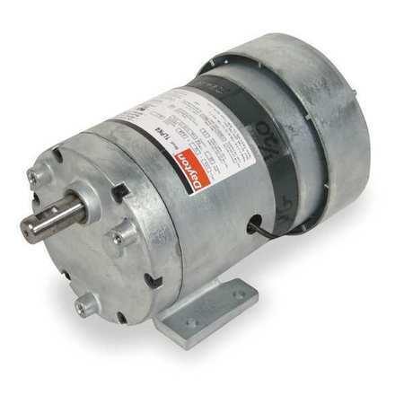 Dayton 1Lpn3 Ac Gearmotor, 113.0 In-Lb Max. Torque, 13 Rpm Nameplate Rpm, 115V