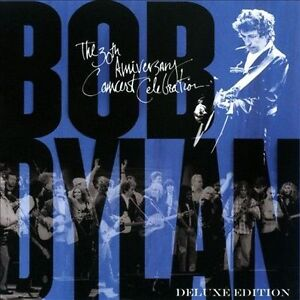 BOB DYLAN The 30th Anniversary Concert Celebration Deluxe 2-disc CD NEW
