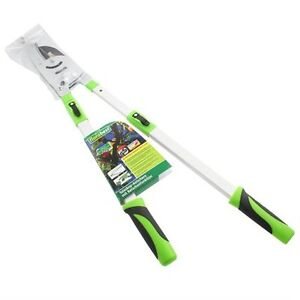 """Florabest 42"""" Telescopic Shears Tree Trimming Pruning Yard Lawn"""