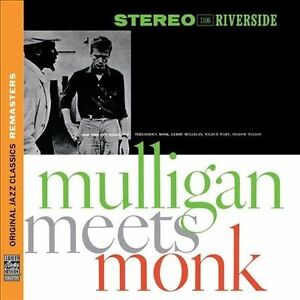 Mulligan Meets Monk [Remastered] by Gerr...