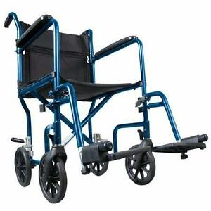 Like New, AMG Hugo Transport Chair MSRP $225 (Pick-up Only) - PU7