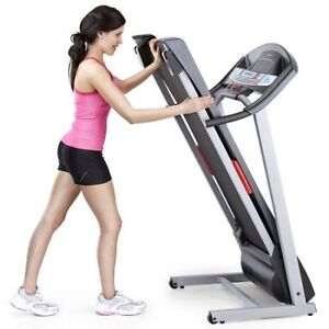 Treadmill with incline - only used for walking