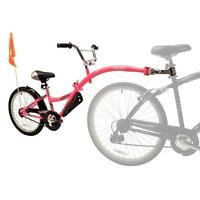 CoPilot Kid's Trailer Bike - connects to adult bike