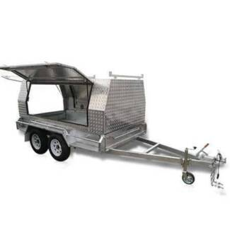 Tradie Trailer 8 x 5 2t @ Seatons $52 p/week $200 dep. Pimpama Gold Coast North Preview