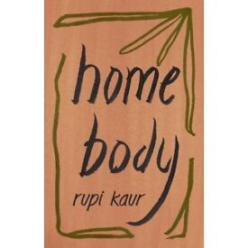 Home Body Book - Rupi Kaur