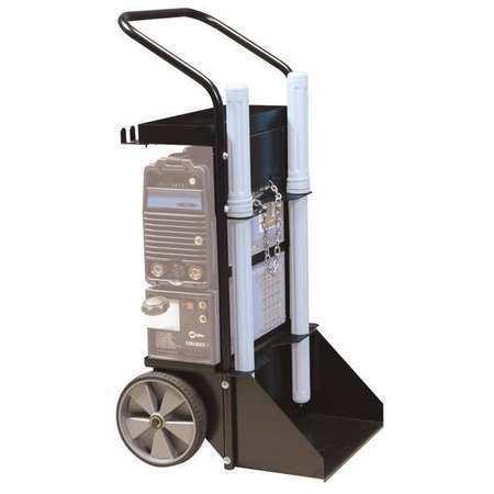 MILLER ELECTRIC 300971 Running Gear Cart,Metal
