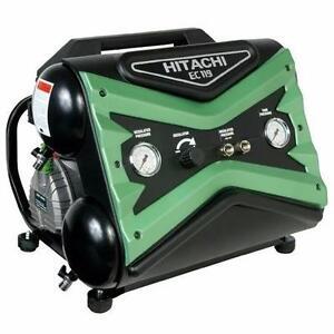 Hitachi Refurbished Twin-Stack Air Compressor