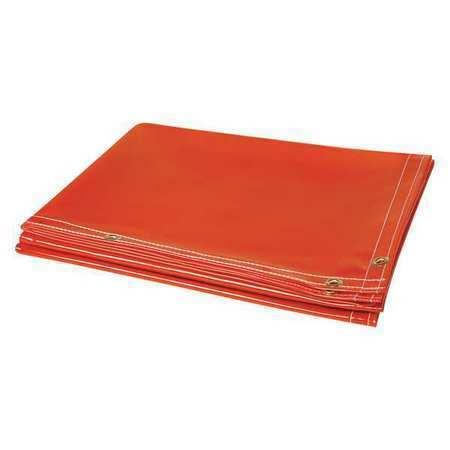 Steiner 338-8X10 Welding Curtain,10 Ft. W X 8 Ft.H,Orange