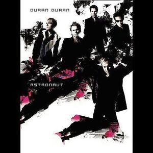 Duran Duran-Astronaut Special Edition cd/dvd package-$10