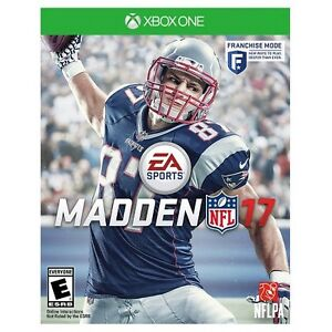 Madden 17 Xbox one