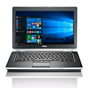 "Dell Latitude E6420 14"" Windows 10 Pro"